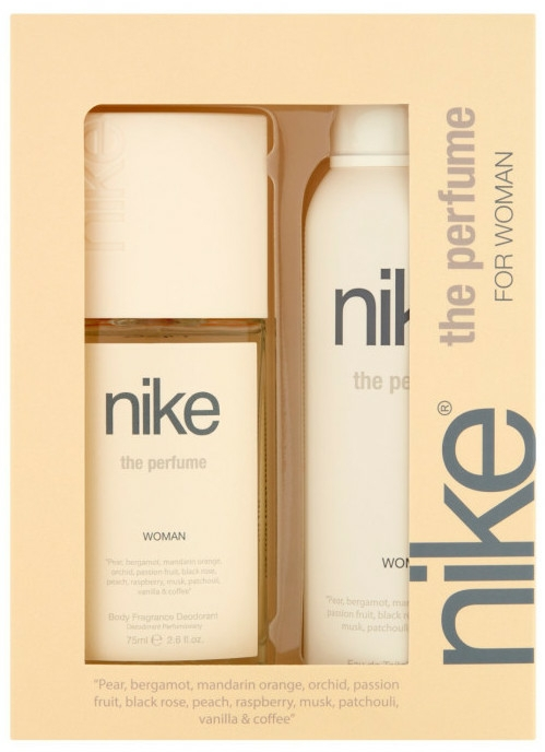 Nike The Perfume Woman - Set (deo/200ml + deo/spray/75ml)