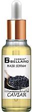 Parfumuri și produse cosmetice Ser cu extract de caviar pentru păr - Fergio Bellaro Hair Serum Caviar