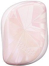 Parfumuri și produse cosmetice Perie de păr - Tangle Teezer Compact Styler Smashed Holo Pink