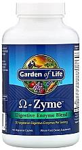 Parfumuri și produse cosmetice Enzime digestive, capsule - Garden of Life Omega-Zyme