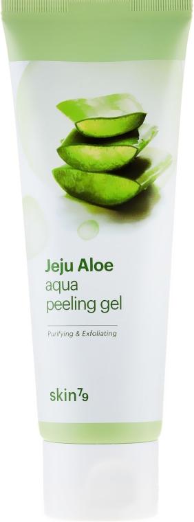 Peeling facial - Skin79 Jeju Aloe Aqua Peeling Gel