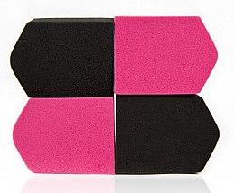 Parfumuri și produse cosmetice Set bureți de machiaj, multicolor, 4 buc. 4307 - Donegal Blending Sponge