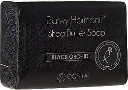 Parfumuri și produse cosmetice Săpun cu extract de orhidee neagră - Barwa Harmony Soap Black Orchid