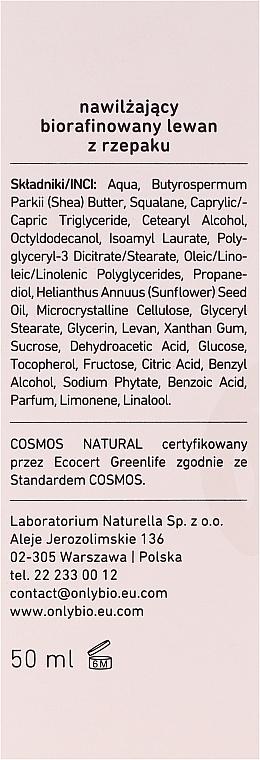 Cremă regenerantă pentru față - Only Bio Fitosterol — Imagine N3