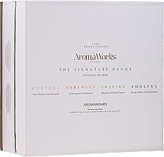 Parfumuri și produse cosmetice Set - AromaWorks AromaBomb Quad (bath/bomb/4x250g)