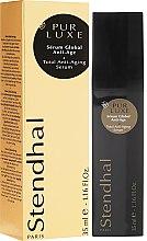Parfumuri și produse cosmetice Ser facial - Stendhal Pur Luxe Total Anti-Aging Serum