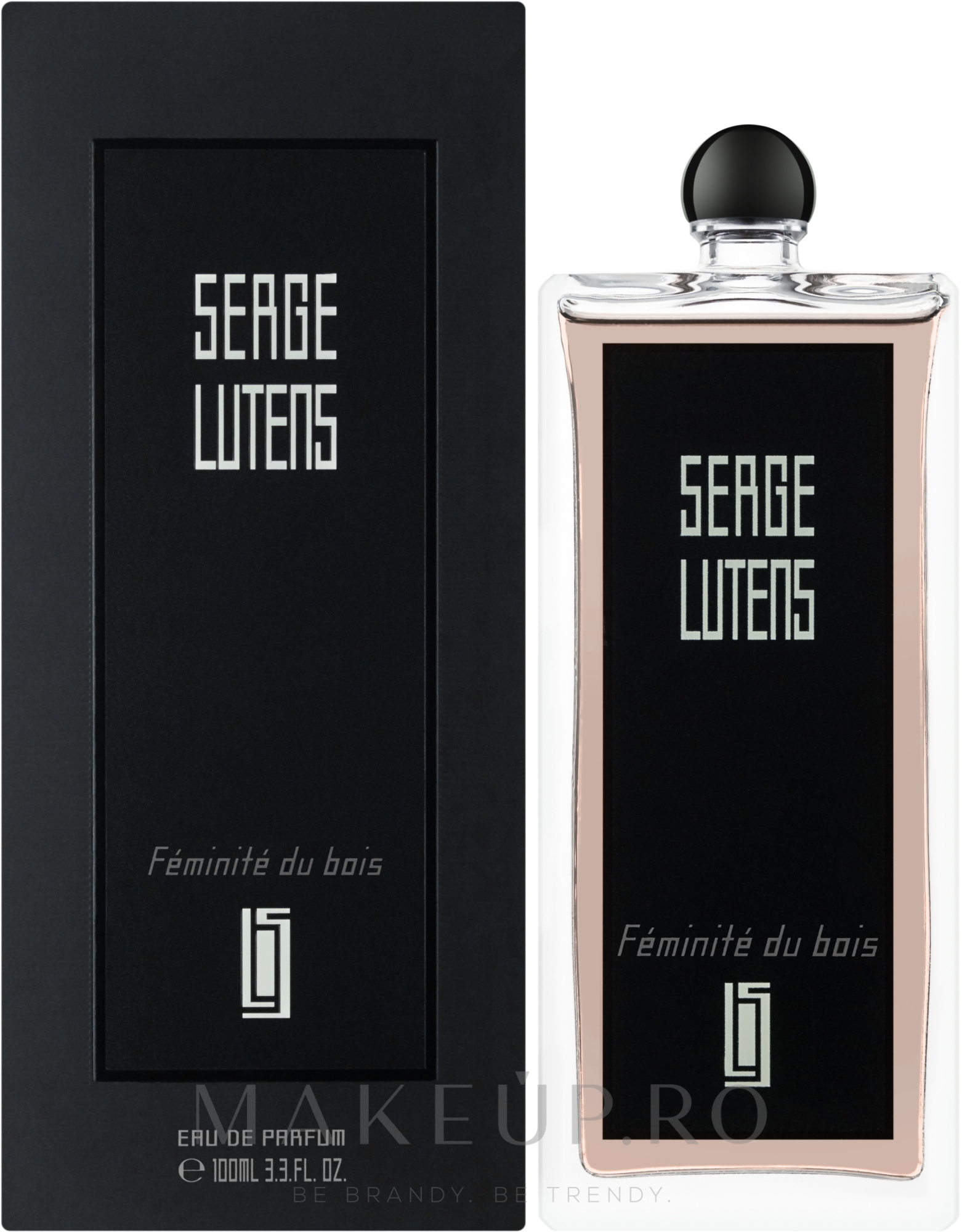 Serge Lutens Feminite du Bois - Apă de parfum — Imagine 100 ml