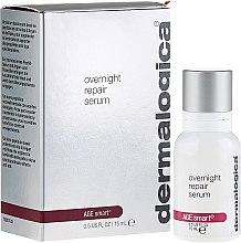 Parfumuri și produse cosmetice Ser regenerant pentru față - Dermalogica Age Smart Overnight Repair Serum