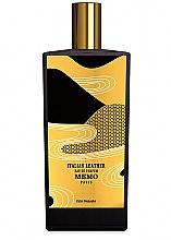Parfumuri și produse cosmetice Memo Italian Leather - Apă de parfum (tester fără capac)
