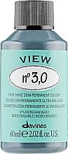 Parfumuri și produse cosmetice Vopsea de păr - Davines View