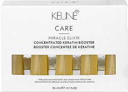 Parfumuri și produse cosmetice Booster cu cheratină pentru păr - Keune Care Miracle Elixir Concentrated Keratin Booster