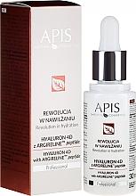 Parfumuri și produse cosmetice Ser pentru față - APIS Professional Hyaluron 4D + Argireline Peptide