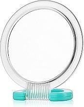 Parfumuri și produse cosmetice Oglindă cosmetică, 5060, turcoaz - Top Choice