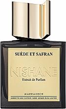Parfumuri și produse cosmetice Nishane Suede et Safran - Parfum
