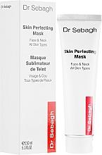 Parfumuri și produse cosmetice Mască de curățare pentru față - Dr Sebagh Skin Perfecting Mask