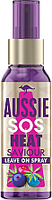 Parfumuri și produse cosmetice Spray pentru păr, fără spălare - Aussie Sos Hear Saviour Leave on Spray