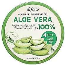 Parfumuri și produse cosmetice Gel hidratant cu aloe - Esfolio Moisture Soothing Gel Aloe Vera 100% Purity