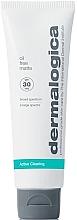 Parfumuri și produse cosmetice Cremă matifiantă de zi pentru ten gras - Dermalogica Active Clearing Oil Free Matte SPF 30