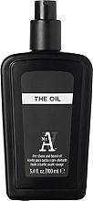 Parfumuri și produse cosmetice Ulei de ras pentru barbă - I.C.O.N. MR. A. The Oil