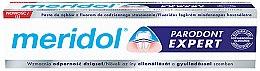 Parfumuri și produse cosmetice Pasta de dinți împotriva sângerării gingiilor și a bolilor parodontale - Meridol Parodont Expert