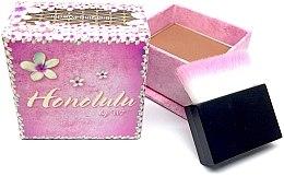 Parfumuri și produse cosmetice Pudră bronzantă pentru față - W7 Honolulu Bronzer Powder