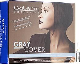 Parfumuri și produse cosmetice Ser pentru păr - Salerm Cubre Canas