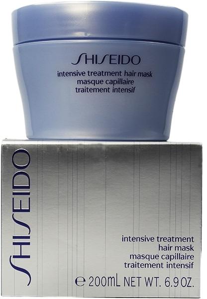 Mască regenerantă pentru păr - Shiseido Intensive Treatment Hair Mask — Imagine N2