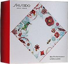 Parfumuri și produse cosmetice Set - Shiseido Bio Performance LiftDynamic Holiday Kit (cr/50ml + foam/15ml + f/lot/30ml + conc/5ml)