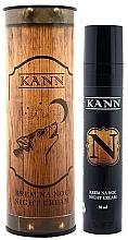 Parfumuri și produse cosmetice Cremă de noapte pentru față - Kann Night Cream