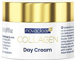 Parfumuri și produse cosmetice Cremă cu colagen, de zi, pentru față - Novaclear Collagen Day Cream