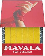 Parfumuri și produse cosmetice Mini pilă de unghii - Mavala Mini Emery Boards