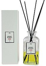 "Parfumuri și produse cosmetice Difuzor aromatic ""Grapefruit roz"" - HiSkin Home Fragrance Pink Grapefruit"