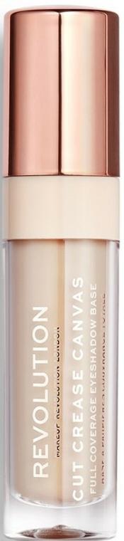 Bază pentru fard de pleoape - Makeup Revolution Cut Crease Canvas