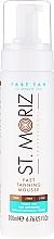 Parfumuri și produse cosmetice Spumă-autobronzant pentru corp - St.Moriz Fast Tan Mousse
