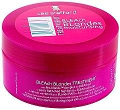 Parfumuri și produse cosmetice Mască de păr intens hidratantă - Lee Stafford Treatment Bleach Blondes
