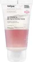 Parfumuri și produse cosmetice Gel micelar pentru față - Tolpa Dermo Face Rosacal Face Gel