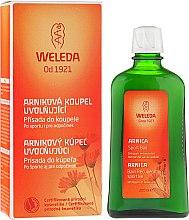 Parfumuri și produse cosmetice Lăptișor de baie - Weleda Arnika Recuperating Bath Milk