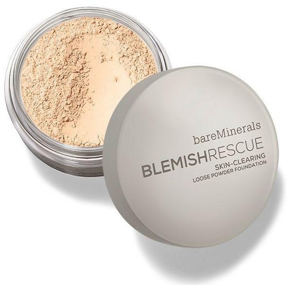 Pudră de față - Bare Escentuals Bare Minerals Blemish Rescue Skin-Clearing Loose Powder Foundation