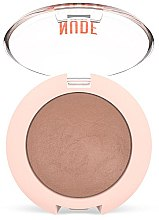 Parfumuri și produse cosmetice Fard mat de ochi - Golden Rose Nude Look Matte Eyeshadow