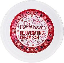 Parfumuri și produse cosmetice Cremă de zi anti-îmbătrânire natural - Dr. Derehsan Rejuvenating Cream 24h
