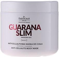 Parfumuri și produse cosmetice Mască nutritivă pentru corp, cu aromă de litchi - Farmona Mask