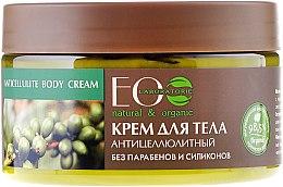 """Parfumuri și produse cosmetice Cremă de corp """"Anticelulitică"""" - ECO Laboratorie Anticellulite Body Cream"""