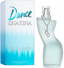 Parfumuri și produse cosmetice Shakira Dance Diamonds - Apă de toaletă
