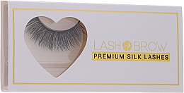Parfumuri și produse cosmetice Gene false - Lash Brow Premium Silk Fluffy Lashes
