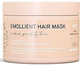Parfumuri și produse cosmetice Mască pentru păr cu efect de netezire (porozitate medie) - Trust My Sister Medium Porosity Hair Emollient Mask