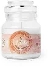 """Parfumuri și produse cosmetice Lumânăre aromată, în borcan """"Creme brulee"""" - Flagolie Scented Candle Boho Creme Brulee"""