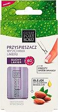 Parfumuri și produse cosmetice Soluție pentru uscarea rapidă a unghiilor - Pharma CF Cztery Pory Roku