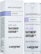 Parfumuri și produse cosmetice Tratament activ celular pentru zona ochilor - La Biosthetique Dermosthetique Traitement Contour Anti-age
