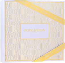 Parfumuri și produse cosmetice Boucheron Quatre Boucheron Pour Femme - Set (edp/50ml + b/lot/50ml+ sh/gel/50ml)