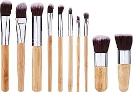 Parfumuri și produse cosmetice Set pensule de machiaj - Infinitive Bamboo Brush